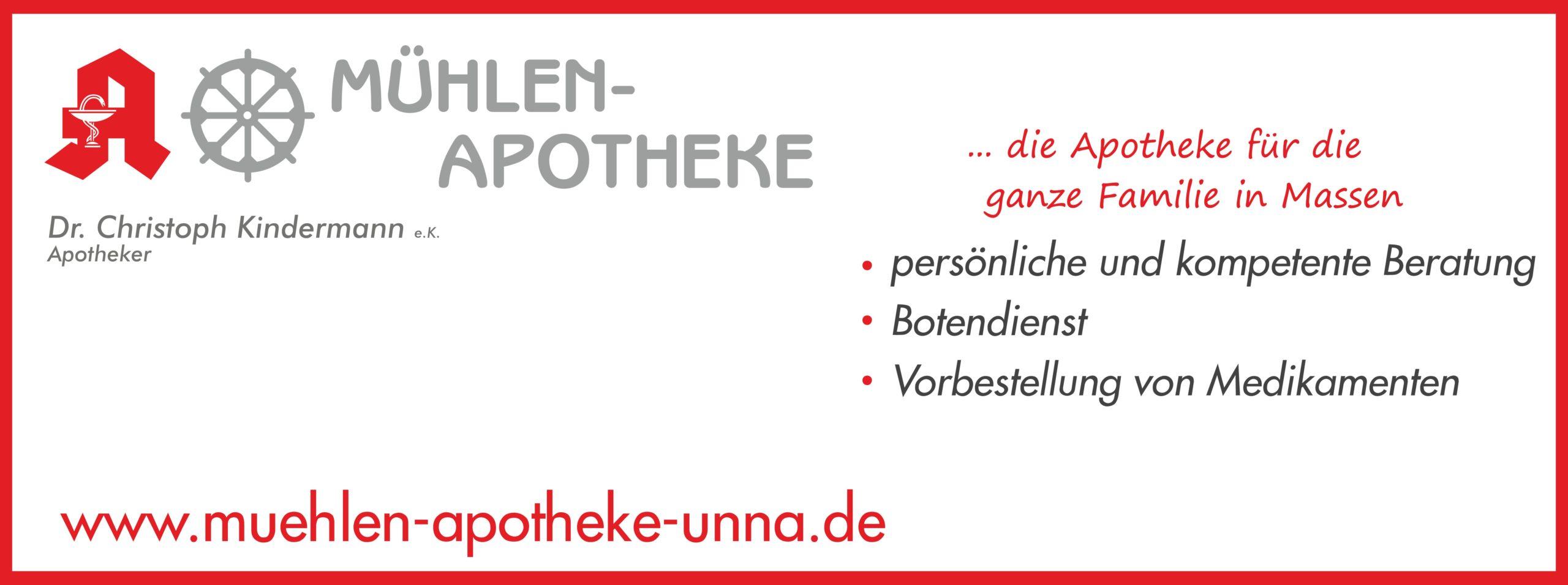 Mühlen-Apotheke Unna